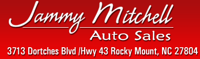 Jammy Mitchell Auto Sales